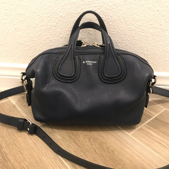 c667ec380d Givenchy Bags | Micro Nightingale In Navy Blue | Poshmark